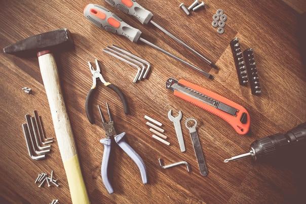 Какими инструментами должен обладать автоподборщик